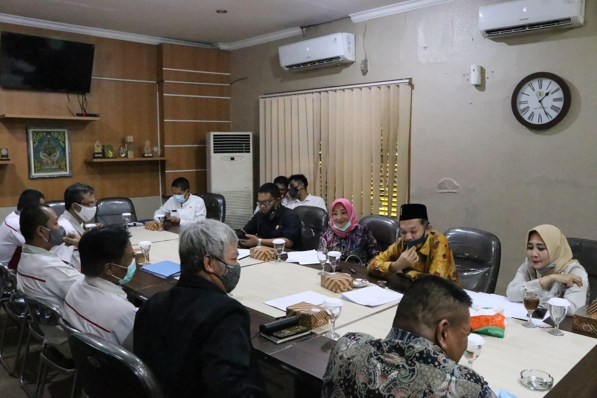 Komisi II Meradang, Karena Kepala Bapenda Tak Pernah Hadiri Rapat Kerja