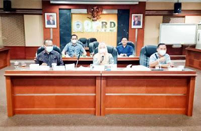 Pansus D DPRD Purwakarta Menyelesaikan Rapat Hari Terakhir Dengan 11 OPD Tentang PPA 2020