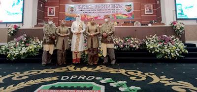 DPRD Purwakarta Selenggarakan Rapat Paripurna Peringatan Hari Jadi Purwakarta Tahun 2021