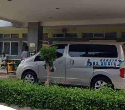 Anggota DPRD Purwakarta dari PAN Bantu Kepulangan Pasien dari Rumah Sakit Pakai Mobil Pribadi