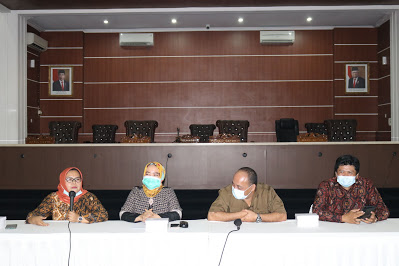 DPRD Purwakarta Terima 'Kunker' Tiga Komisi DPRD Sumedang