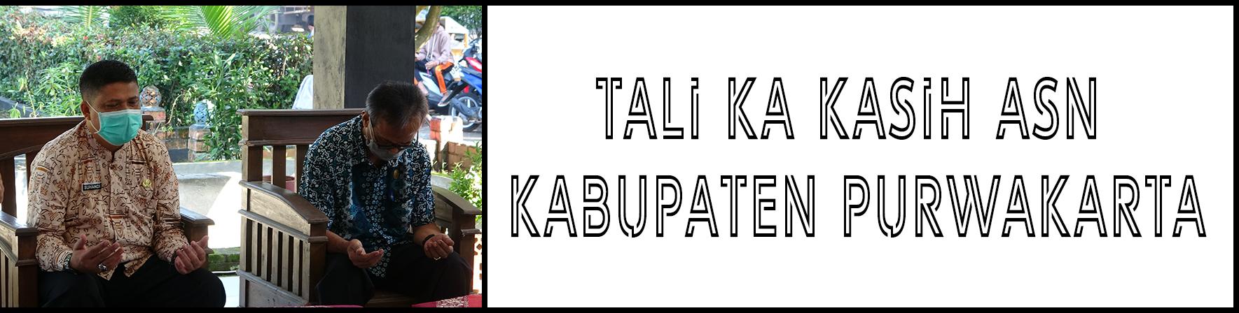 Tali KA Kasih ASN Kabupaten Purwakarta
