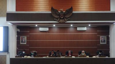 Nota Pengantar Bupati Tentang Raperda  Pertanggungjawaban Pelaksanaan APBD Tahun 2019