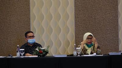 Rapat Banggar DPRD Purwakarta Diselenggarakan Secara Marathon
