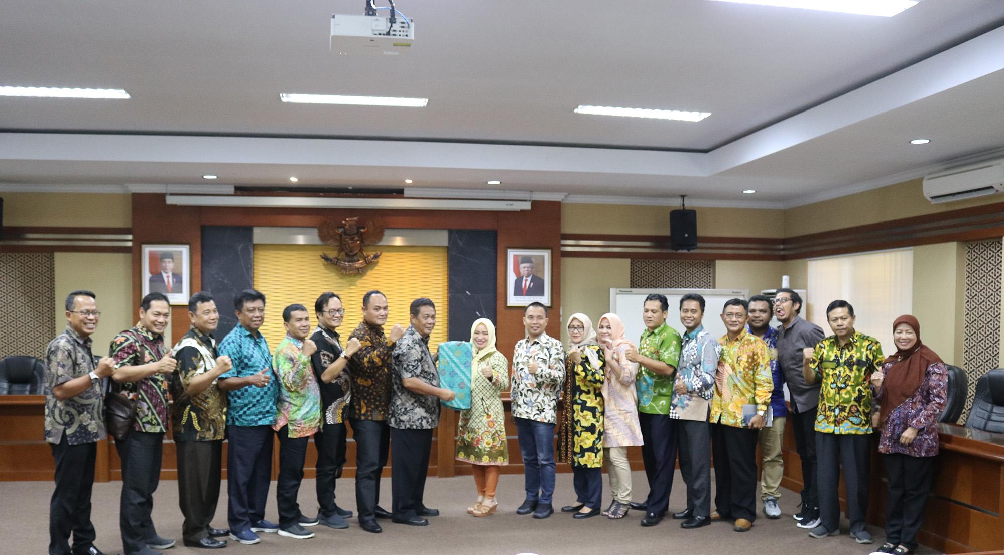 DPRD Purwakarta Terima Kunker Banmus DPRD Kota Pekalongan