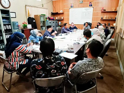 Rapat Dugaan Calkades Pakai Ijazah Palsu Bikin Emosi Anggota Komisi I DPRD Purwakarta
