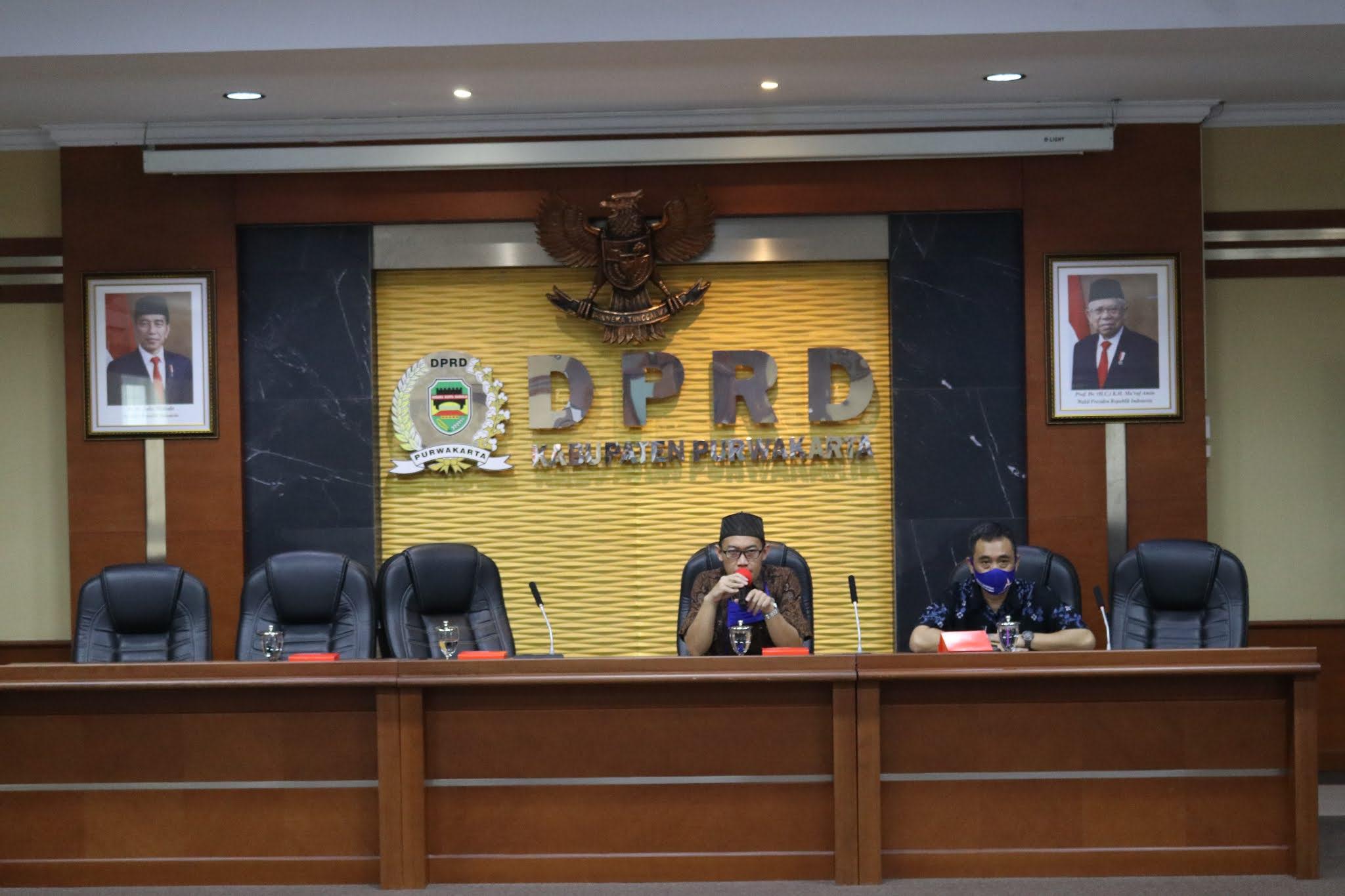 Arief Kurniawan : Penyusunan AKD, Idealnya Harus Kembali Kepada Tatib