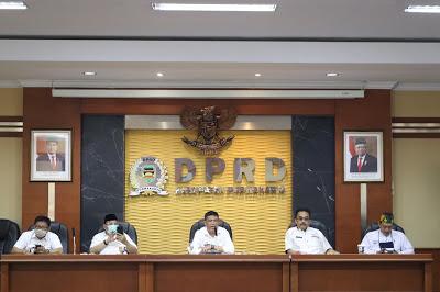 Suhandi:  Perlu Adanya Peningkatan SOP di Kesekretariatan DPRD