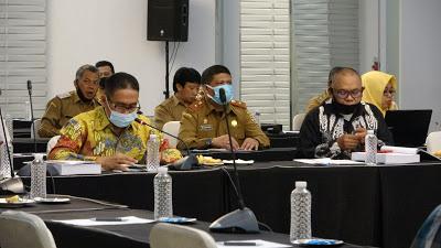 Banggar DPRD Purwakarta dan TAPD Bahas RAPBD Perubahan TA 2020