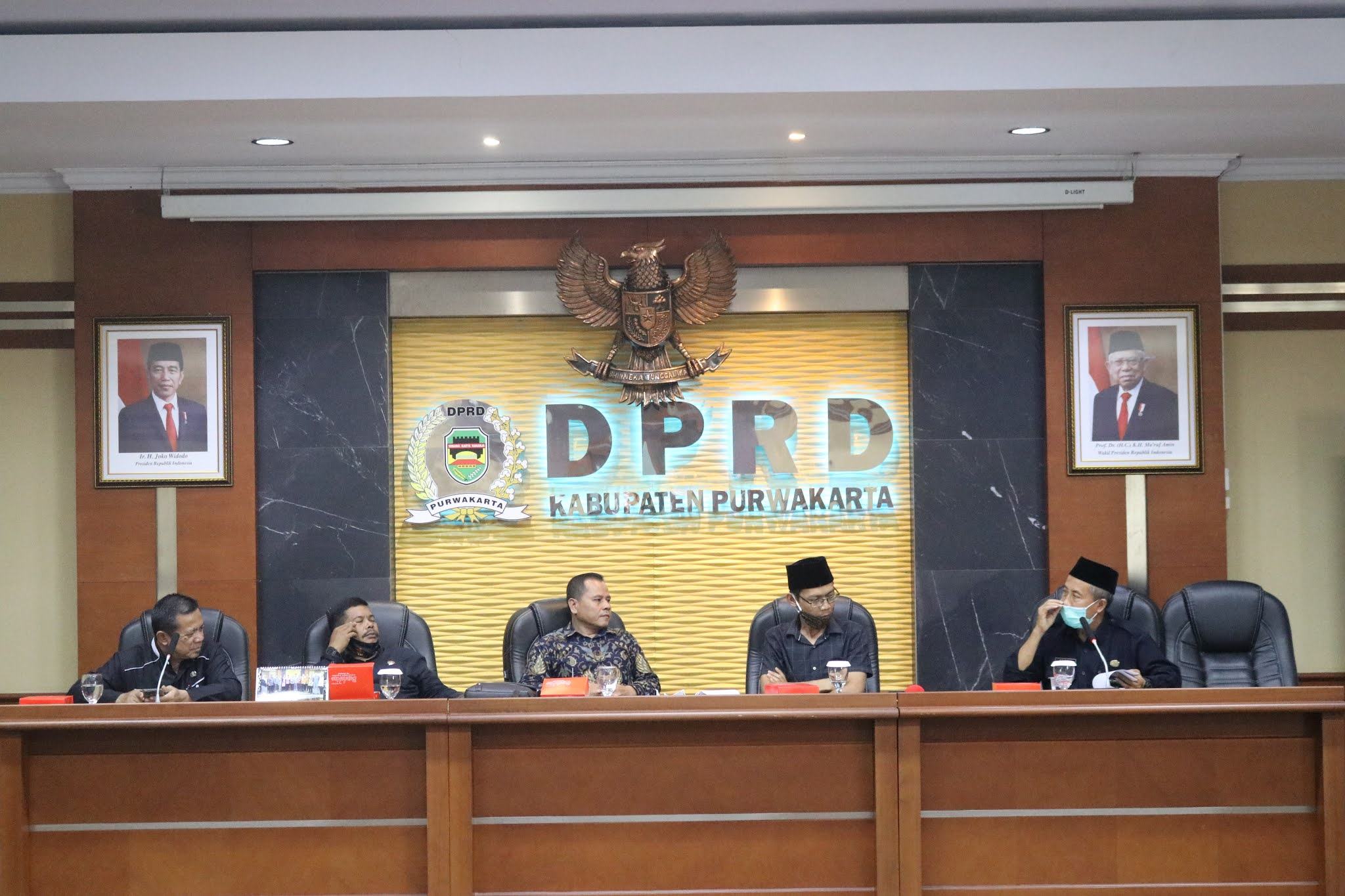 Komisi IV DPRD Fasilitasi, Tiga Hal Tuntutan AGPAII Purwakarta
