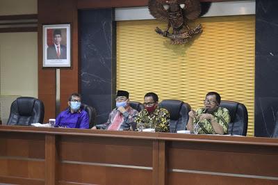 DPRD Purwakarta terima Kunjungan  Kerja DPRD Kabupaten Magetan
