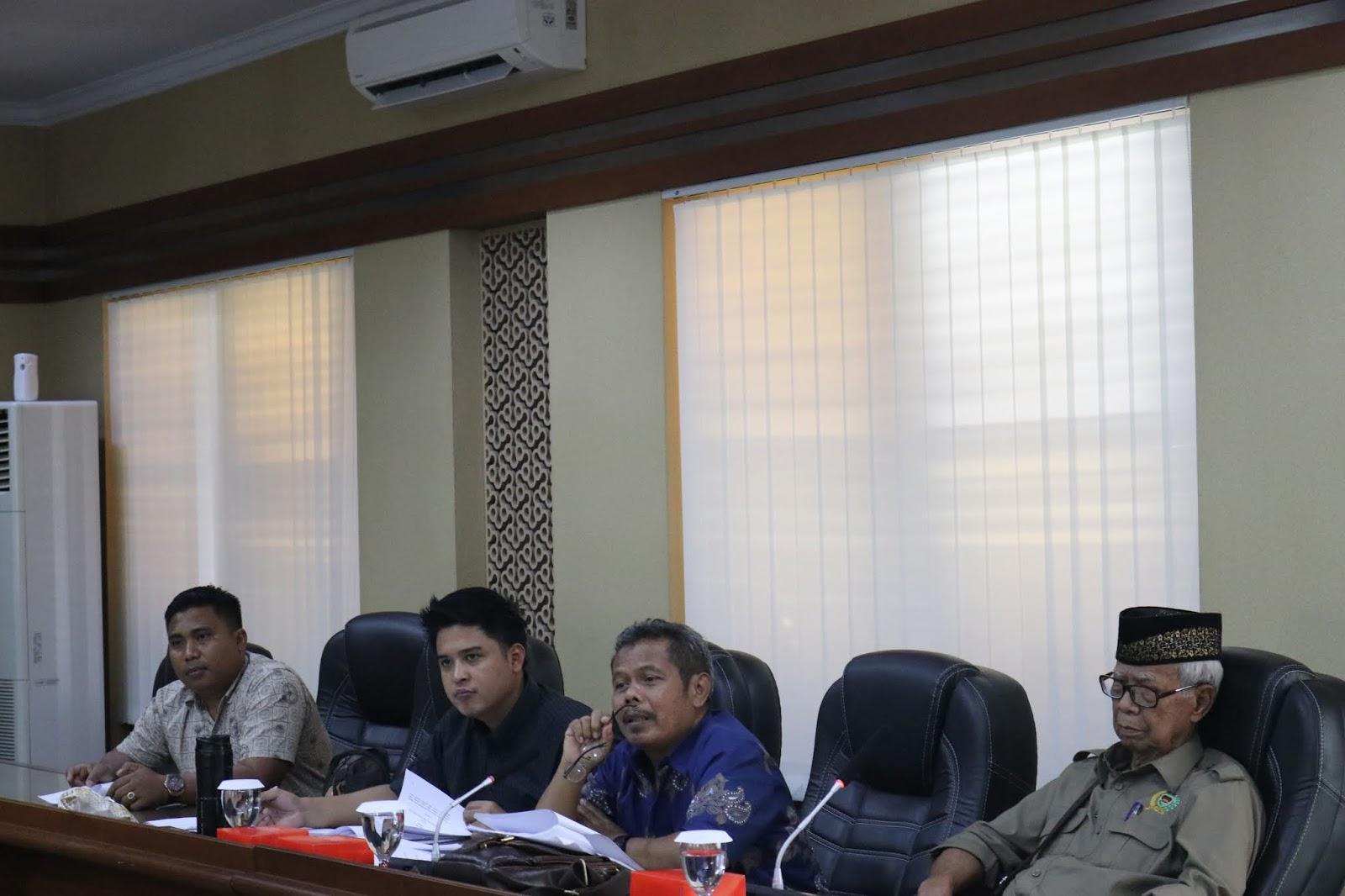 Pansus C DPRD Purwakarta Kebut Tuntaskan Raperda Tentang Desa