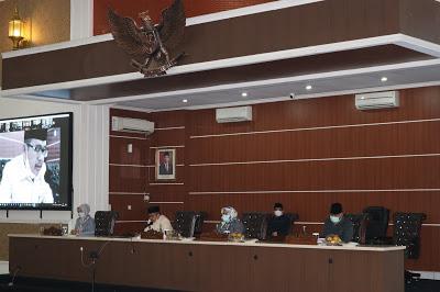 Bupati Purwakarta Sampaikan Empat Raperda Kepada DPRD