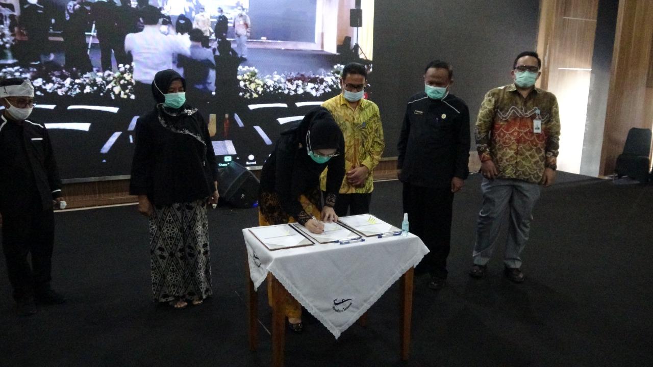 Ketua DPRD Hadiri Musrenbang RPJMD Perubahan
