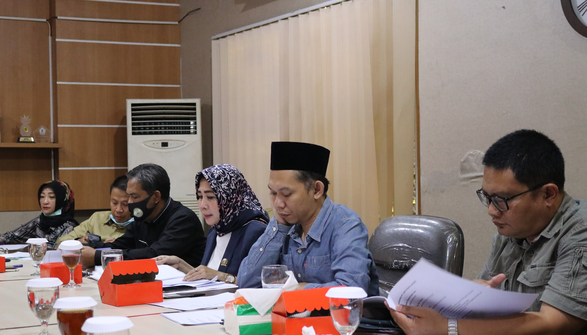 Komisi II DPRD Purwakarta Evaluasi PAD Sektor Pajak