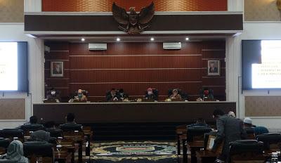 DPRD Purwakarta Tetapkan Tiga  Perda Baru