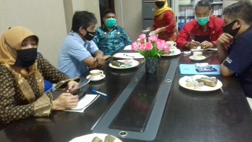Sekwan DPRD  Purwakarta Undang Diskusi Pokja Wartawan