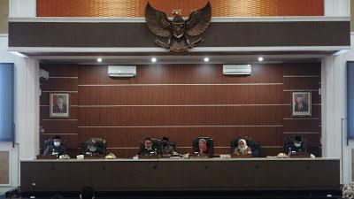 Pandangan Umum Fraksi Terhadap  Pertanggungjawaban Pelaksanaan APBD Tahun 2019